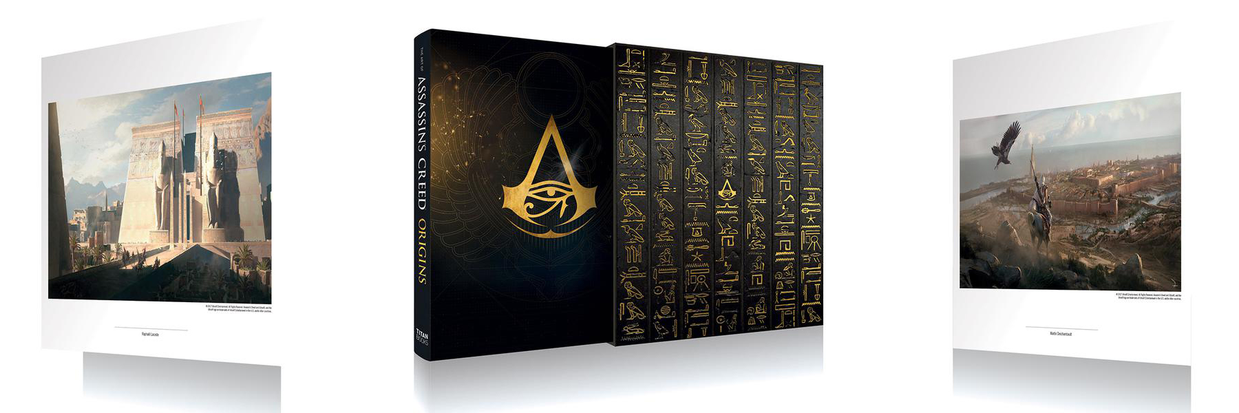 The Codex – Art of Assassin's Creed: Origins (Limited ...