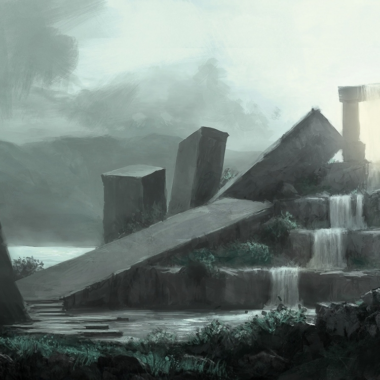 The Lost Archive - Concept Art