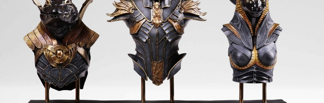 Trials of the Gods Figurine Collection