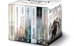 Assassin's Creed Novel by Oliver Bowden Coming In 2017