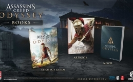 Assassin's Creed Odyssey – Books