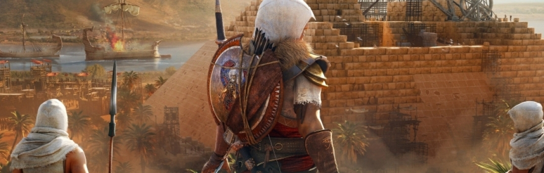 New Assassin's Creed Origins Achievements Surfaced