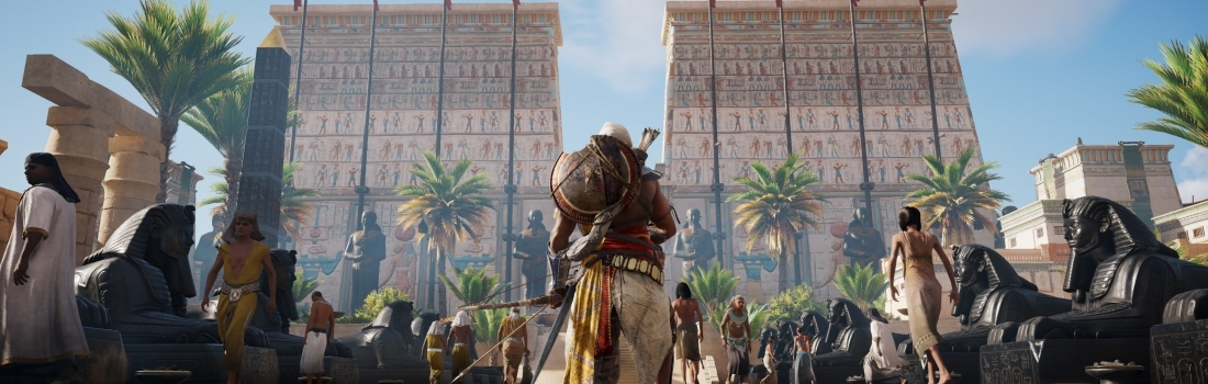 Assassin's Creed Origins – Enigmatic Stone Circles and Bayek's Family