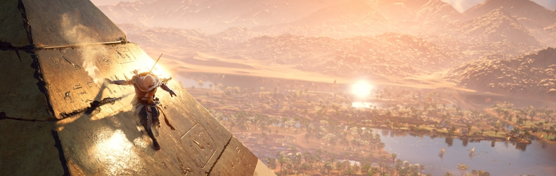 The World of Assassin's Creed: Origins