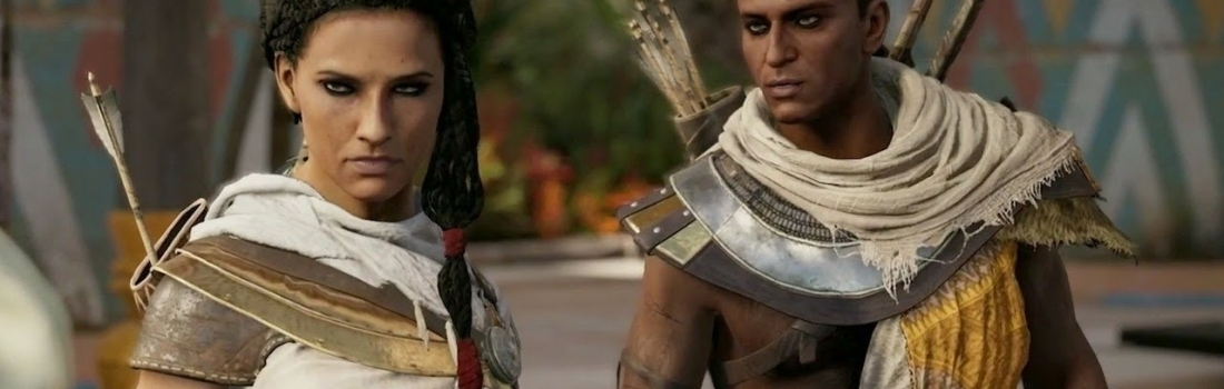 A Long List of Playable Characters In Origins' Discovery Tour