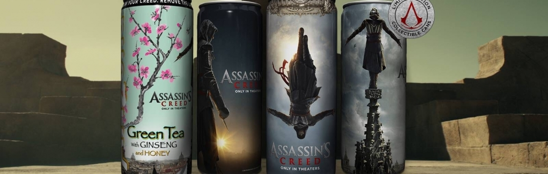 Arizona + Assassin's Creed: Limited Edition + Sweepstakes