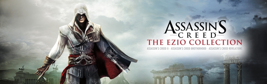 The Ezio Collection – Game File Size Revealed