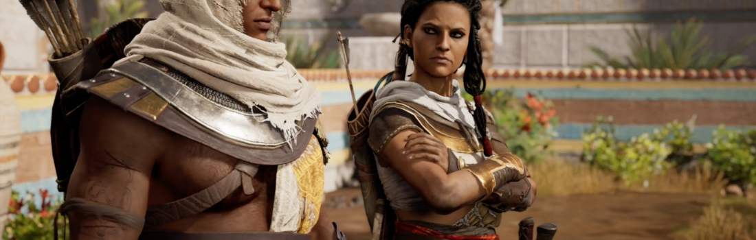 Assassin's Creed Origins – 45 Minutes Gamescom Demo Gameplay