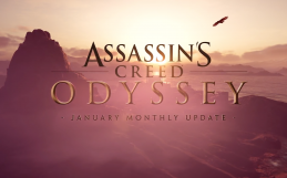 Assassin's Creed Odyssey – January Update