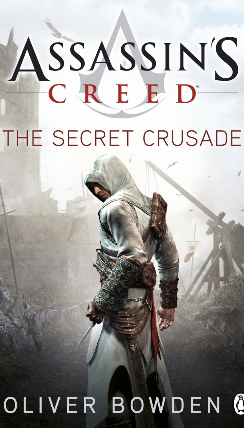 THE SECRET CRUSADE