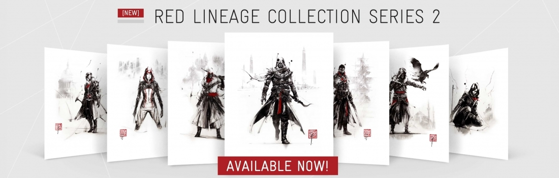 Assassin's Creed: Red Lineage – Complete Collection – Series 2