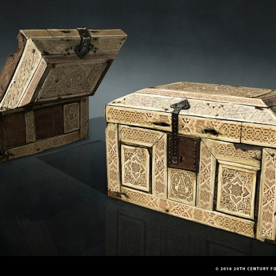 Apple of Eden Chest - Closed