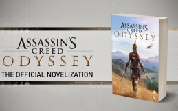 Assassin's Creed Odyssey Novel Cover Art Revealed!