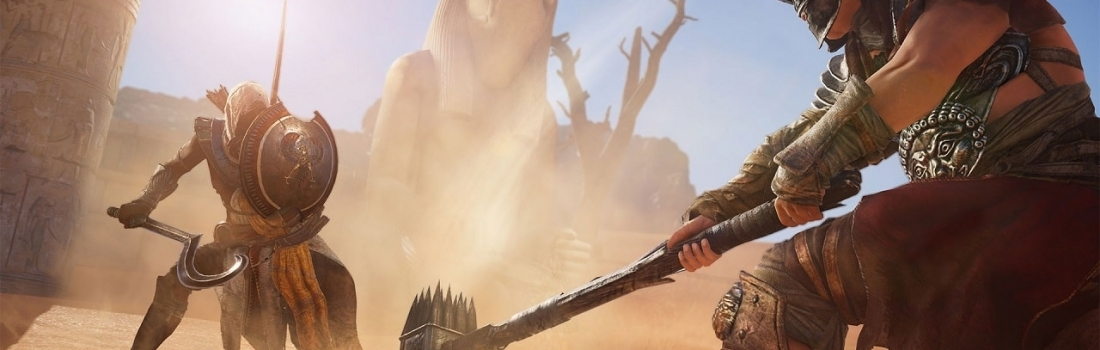 Assassin's Creed Origins To Feature Difficulty Levels
