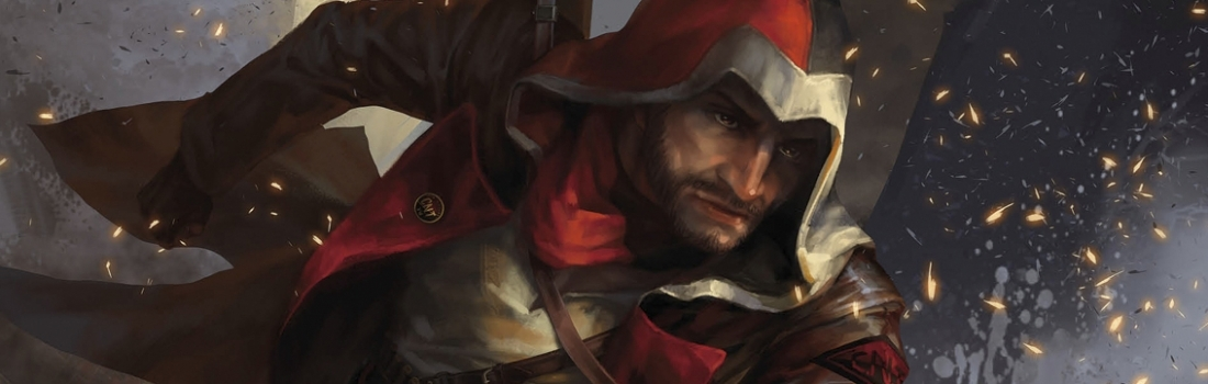 Assassin's Creed: Uprising #7 Artworks Revealed