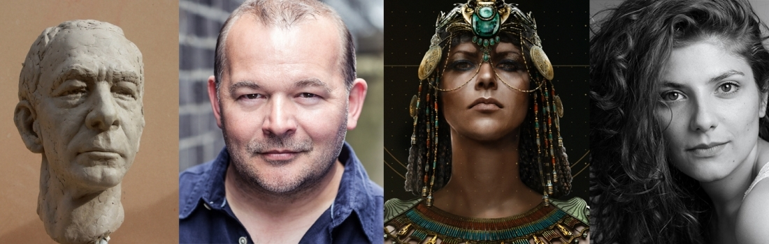 Assassin's Creed Origins Actors & Characters Confirmed