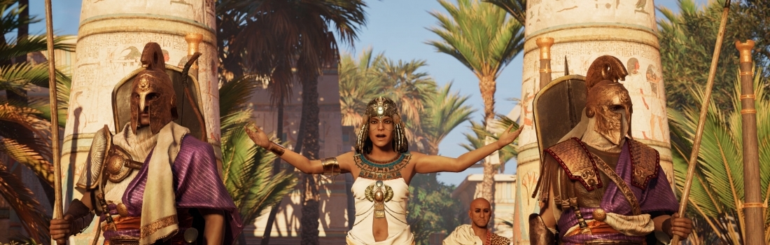 Assassin's Creed Origins – Story Sneak Peek