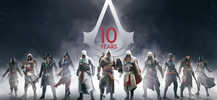 Assassin's Creed VR Experience In The Works