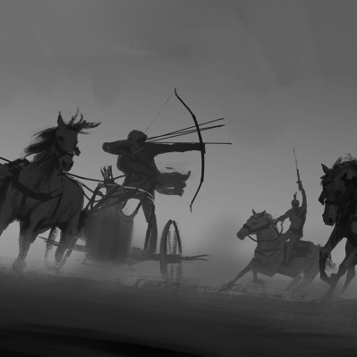 martin-deschambault-aco-bayek-chariot-action-sketch-mdeschambault