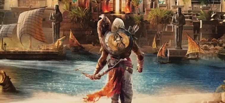 GAME INFORMER: As An Empire Falls, A Brotherhood Rises